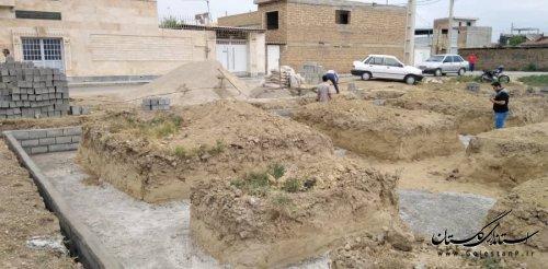 جلسه بازگشایی پاکتهای مناقصه احداث یک مدرسه در گرگان برگزار شد