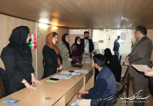توزیع کمک های نقدی بین اتباع آسیب پذیر استان توسط موسسه ریلیف اینترنشنال