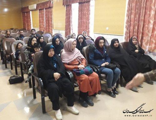 برگزاری دوره آموزشی بهداشتی ویژه خانوارهای پناهنده دارای معلول