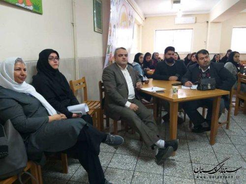 برگزاری دوره های آموزشی کسب و کار برای جوانان پناهنده مقیم گرگان و گنبد