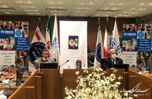 مراسم گرامیداشت روز جهانی پناهنده در وزارت کشور برگزار شد