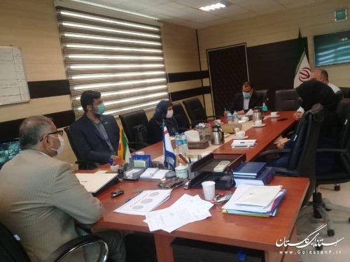 مدیرکل امور اتباع و مهاجرین خارجی با نمایندگان سازمان ریلیف اینترنشنال دیدار کرد